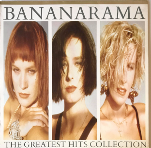 Bananarama ‎- The Greatest Hits Collection (LP) (VG/VG)
